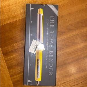 Drybar The Three-Day Bender Curling Iron